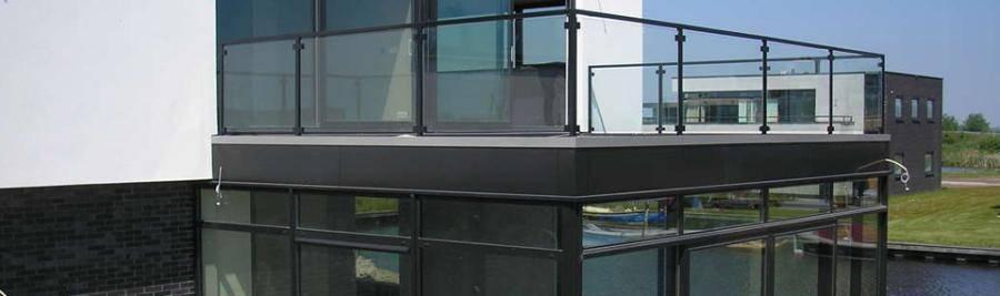 toegangspoorten, balkonhekwerken, galerijhekken, traphekken