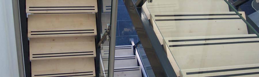 Brovicon is gespecialiseerd in het vervaardigen van stalen trappen